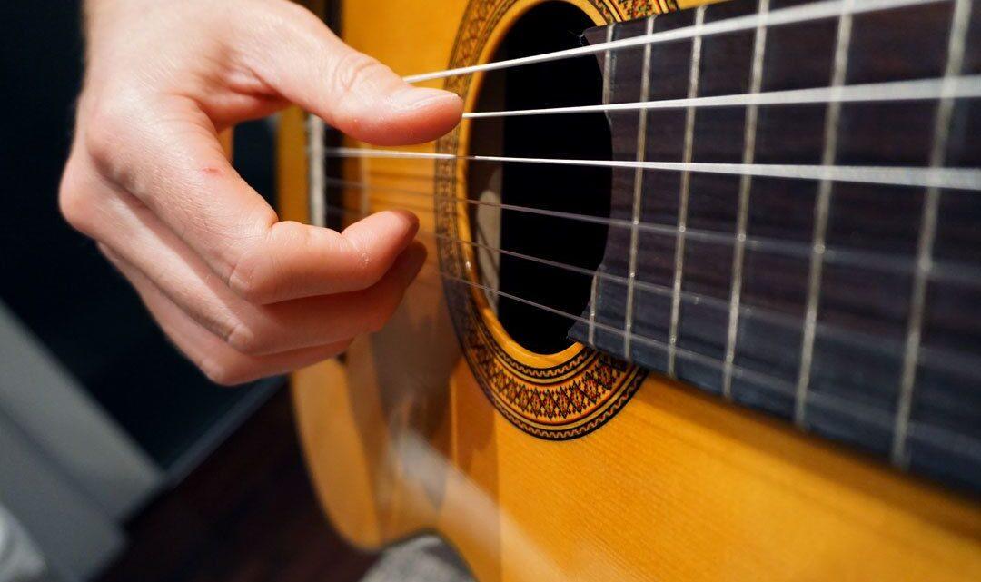 Storia della chitarra classica